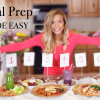 4-Step Food Prep and Recipes Guide for a Lean Healthy Lifestyle