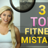 Top Fitness Mistakes Healthy People Make