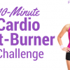 10 Minute Cardio Fat-Burner Challenge